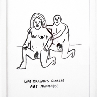 Life Drawing Classes Are Available